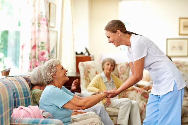 Short term respite care - Astonbrook Care Homes