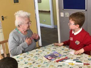 school children visit 2